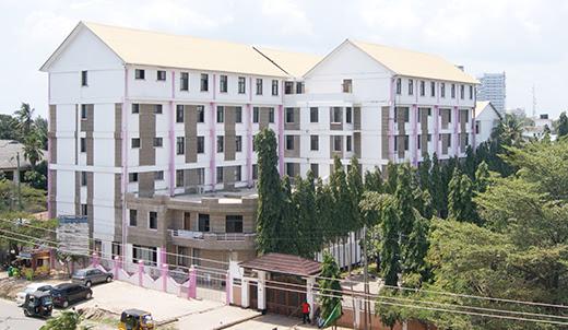 Image result for Hubert Kairuki Memorial University