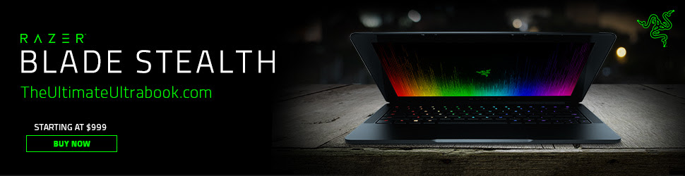 Razer Blade Stealth