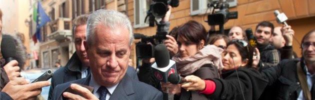 """Elezioni 2013, Scajola si ritira: """"Basta esami sulla mia moralità"""""""