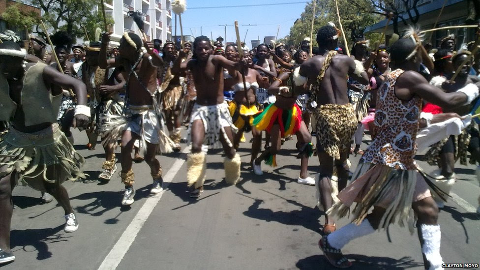 ndebele people in zimbabwe