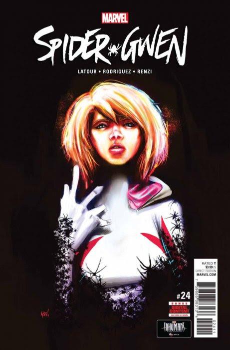 Spider-Gwen Vol.2 #24