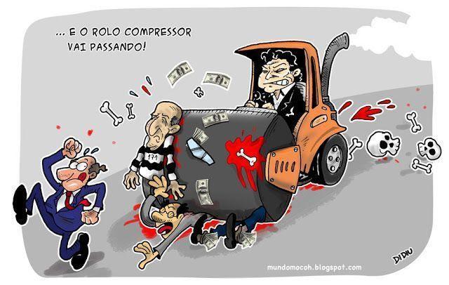 Rolo-Compressor