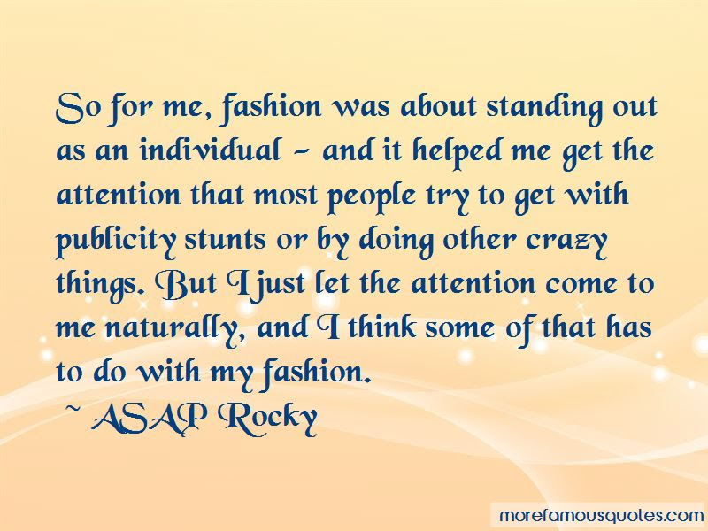 Quotes About Standing Out Top 89 Standing Out Quotes From Famous