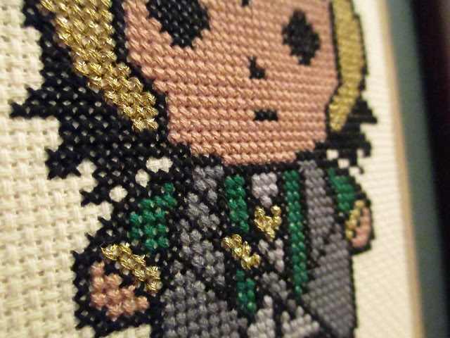 Loki close-up