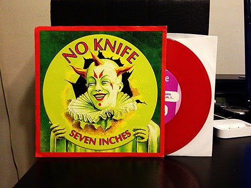 "No Knife - Seven Inches 7"" by Tim PopKid"