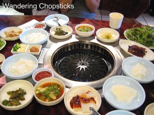 Chung Kiwa Korean BBQ Restaurant - Los Angeles (Koreatown) 22