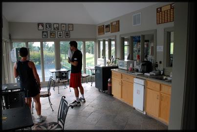 Anniston Country Club - Anniston, AL - Tennis Shop