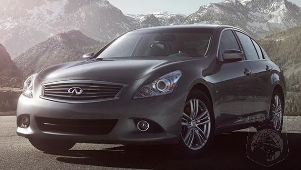 infiniti says new q40 will replace g37  but has no idea