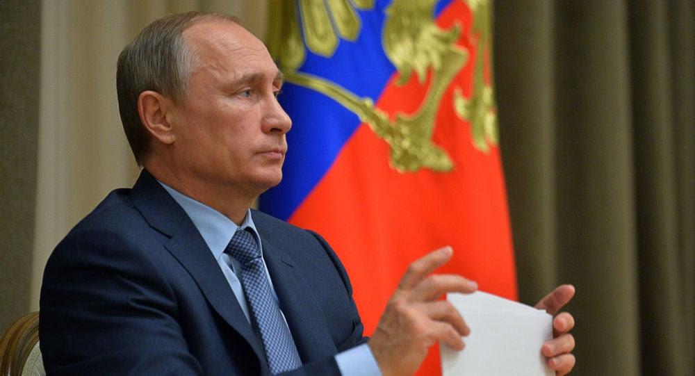Hình ảnh Putin tự cắt giảm 10% lương để chia sẻ khó khăn với người dân số 1