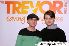 Daniel Radcliffe visits the Trevor Project, records a new PSA