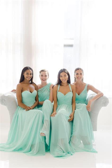 25  best ideas about Mint bridesmaid dresses on Pinterest