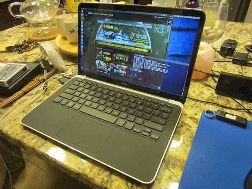 Jx0 org: Dell XPS 13 Developer Edition review (Haswell, late 2013 model)