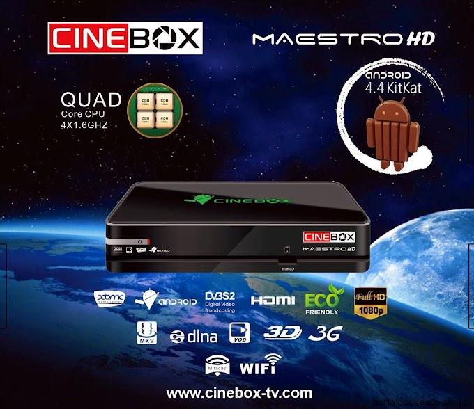 APLICATIVO: CINEBOX MAESTRO HD PROGRAMA PARA ASSISTIR NO CELULAR