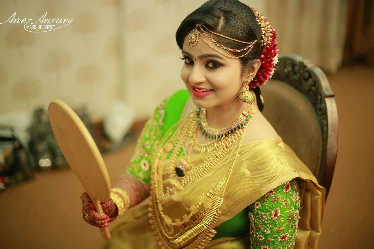 49+ Top Ideas Kerala Hindu Bridal Makeup And Hairstyle