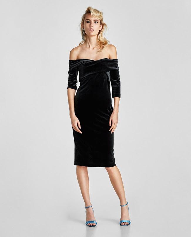 Zara Velvet