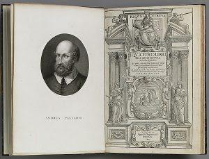 palladio y los 4 libros de la arquitectura