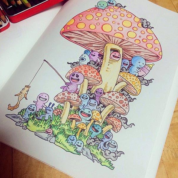 libro-colorear-adultos-doodle-invasion-kerby-rosanes (10)