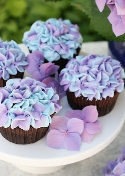 Oh gosh this is exactly what i would want for my birthday cupcakes!!!!! @Jenny Nilssen