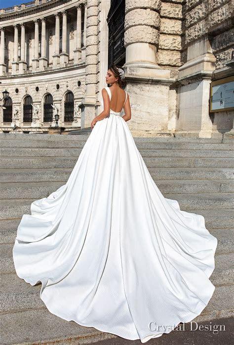 Crystal Design 2018 Wedding Dresses ? ?Royal Garden