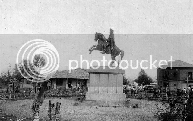 Monument of Menelik II