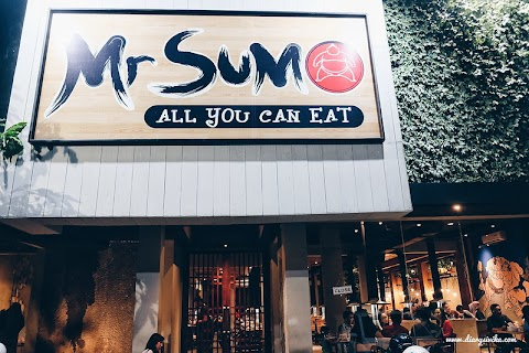 Mr Sumo, All You Can Eat di Surabaya