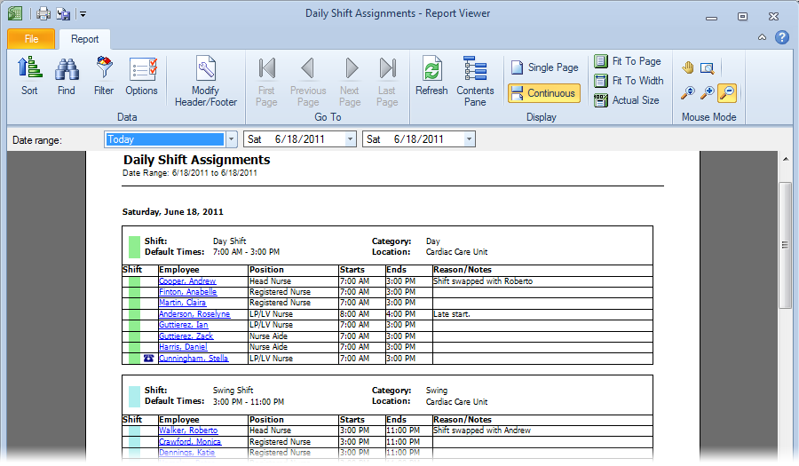 Snap Schedule Employee Scheduling Software - Product Tour