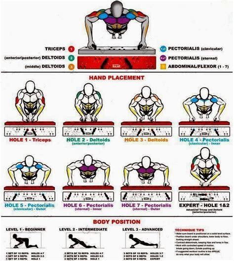 fitness hub types  push ups   effects