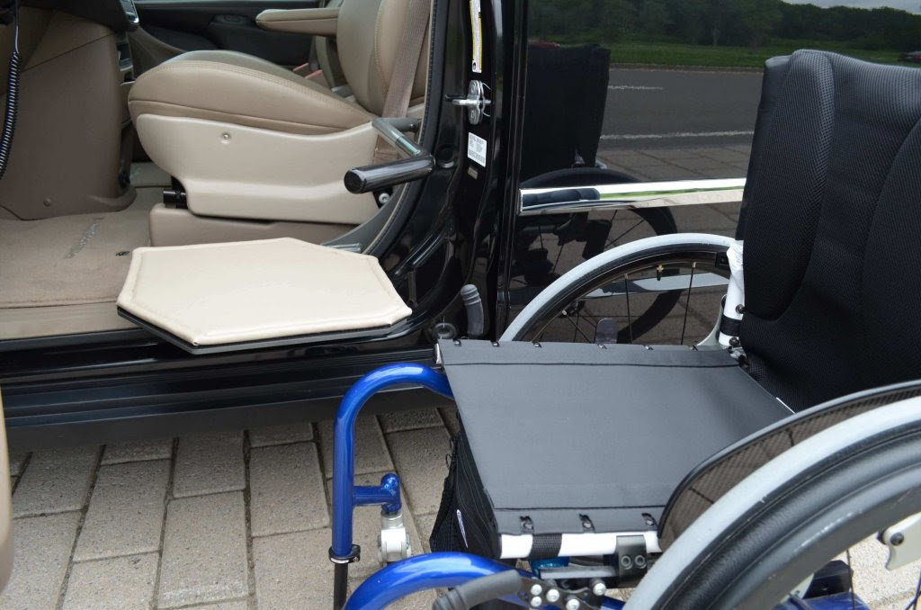 As Xl Seat Wheelchair Van Conversions