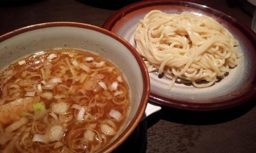 時屋の鶏つけ麺(辛口) by GOONTIC