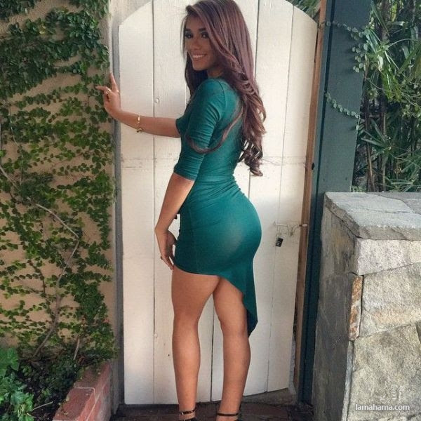 Girls in tight dresses X - Pictures nr 6