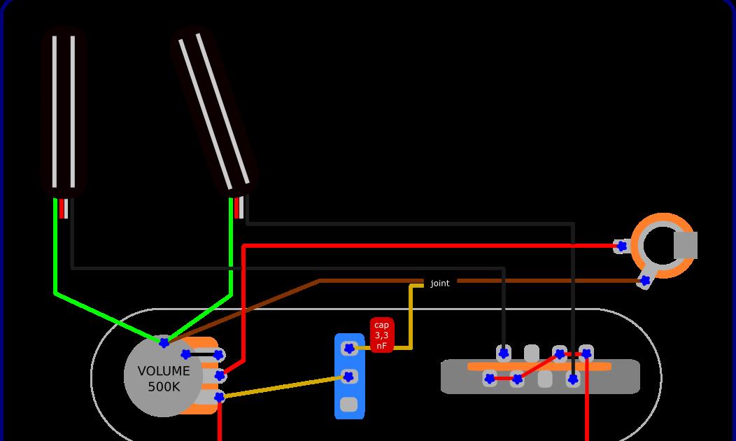 21 New Dual Humbucker Wiring Diagram