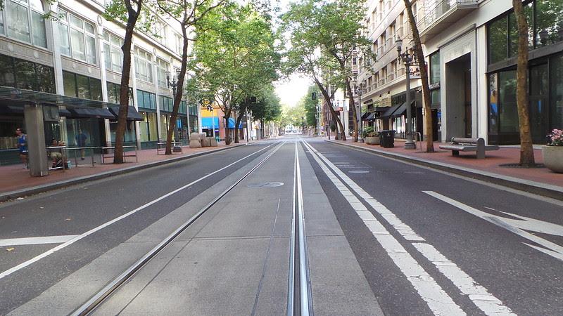 Portland Streets