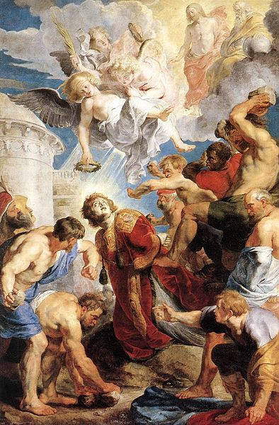 Fichier:Peter Paul Rubens - The Martyrdom of St Stephen - WGA20224.jpg