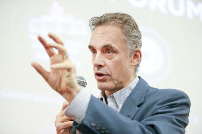 University of Toronto professor Jordan Peterson is speaking at Western University in London on Saturday, March 18. (Postmedia file photo)