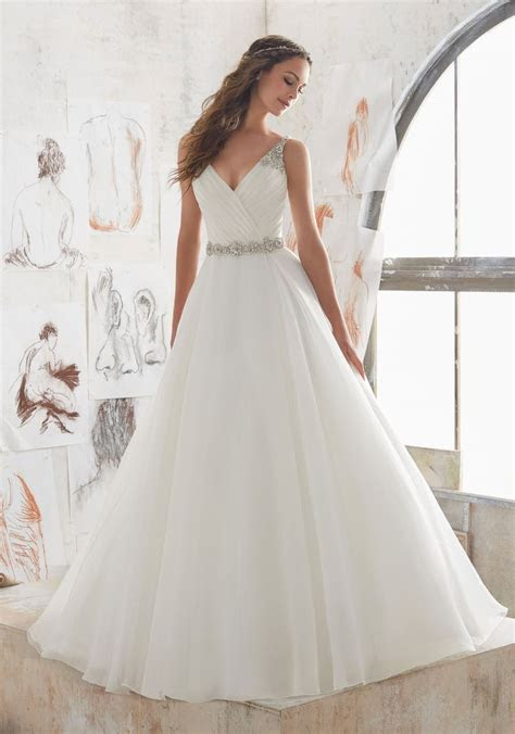 Best 25  Organza wedding dresses ideas on Pinterest