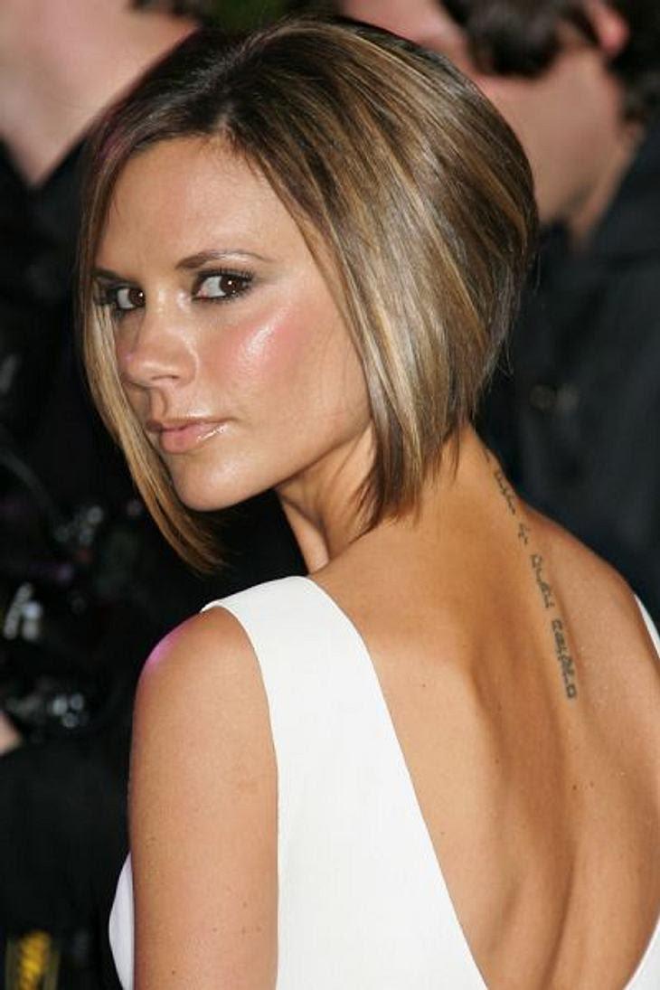 Frisur Victoria Beckham Friseur