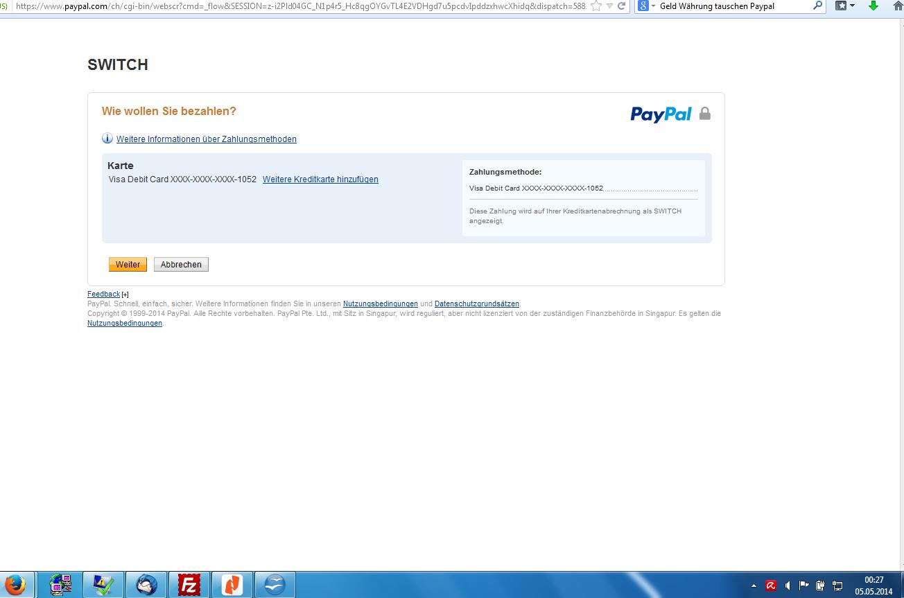 Paypal Bezahlen Wie Geht Das