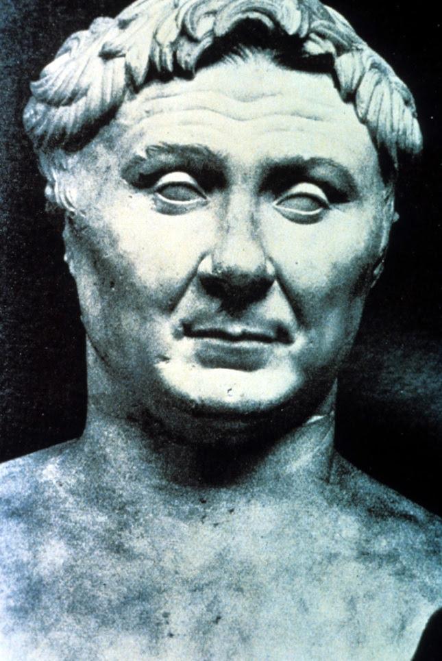 Raja Pompey dari Romawi (www.usu.edu)
