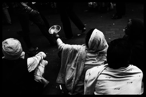 You Cant Remove Beggars From The Soul Of Humanity .. by firoze shakir photographerno1