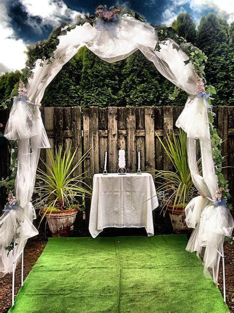 Wedding: wedding background