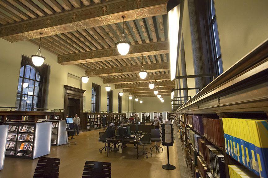 St. Louis Central Library Reopening 25
