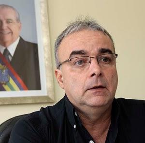 Domingos Brito, secretário de Urbanismo e Habitação de São Luís.