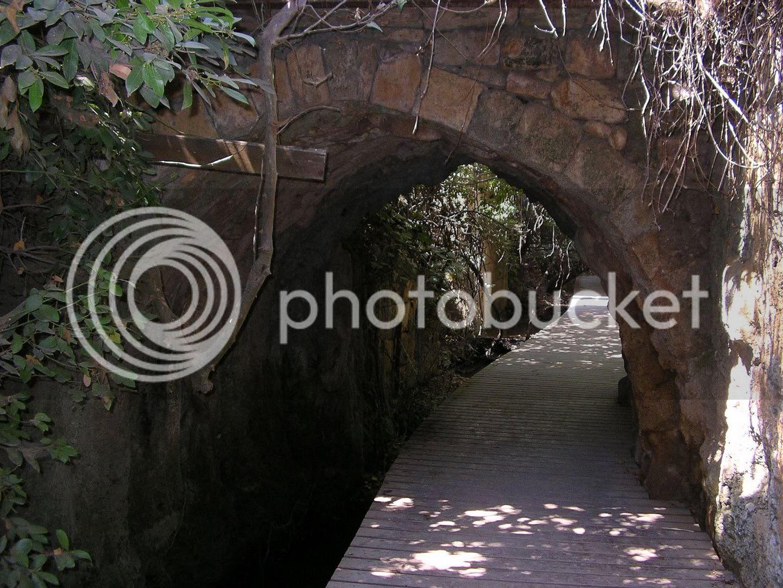 גשר רומי מעל נחל חרמון