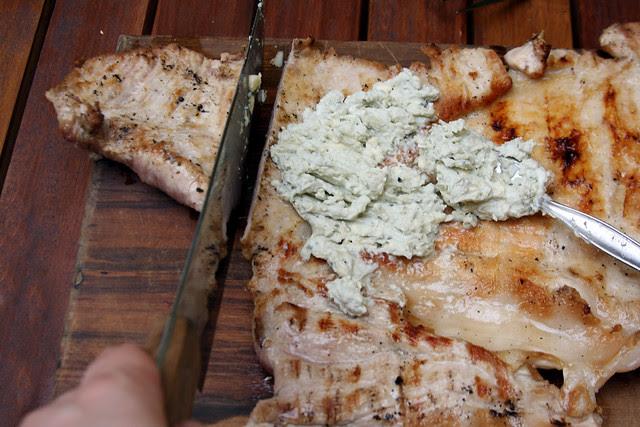 Matambre de Cerdo Arrollado al Roquefordt 082