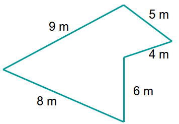 Image result for perimeter of a shape