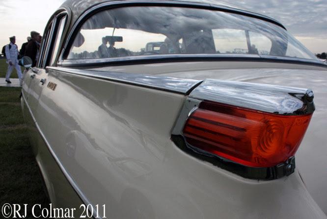 1958 Vauxhall Cresta, Goodwood Revival