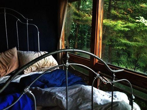vintage bed frame <3