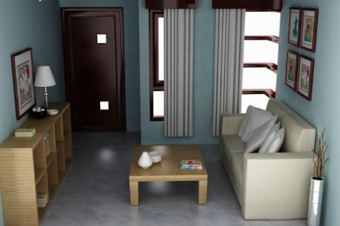 Mengatur Ruang Tamu Yg Sempit   Ide Rumah Minimalis