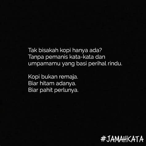 puisi indonesia ideas  pinterest quotes