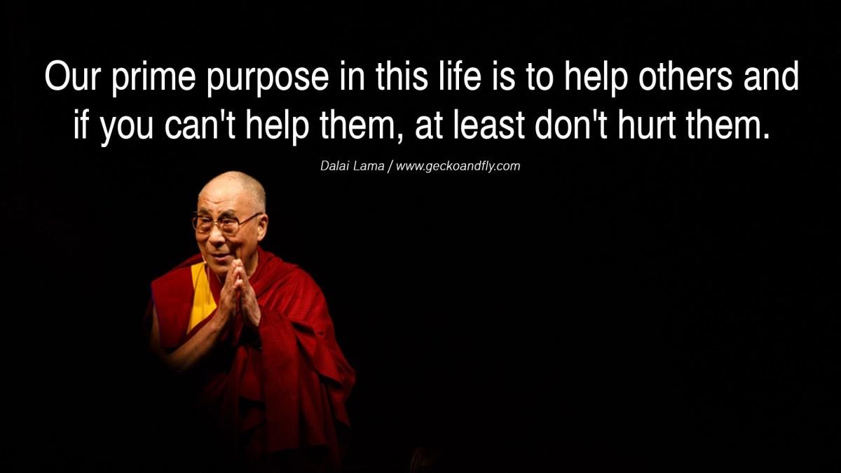 Dalai Lama Quote Quote Number 541983 Picture Quotes